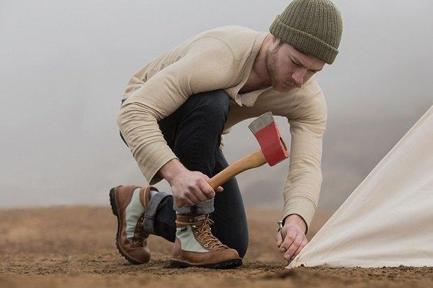 Марки Danner и Beckel представили новую совместную модель обуви. Изображение № 2.