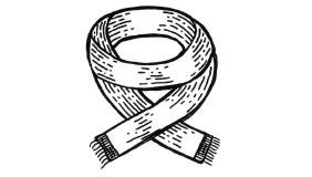 How to: Как завязать шарф. Изображение №37.