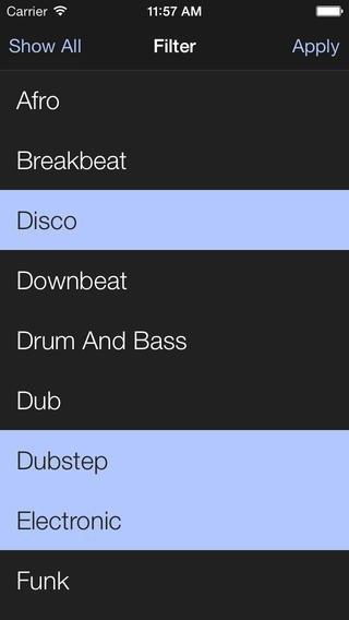 Carhartt WIP Radio выпустили музыкальное приложение для iPhone. Изображение № 3.