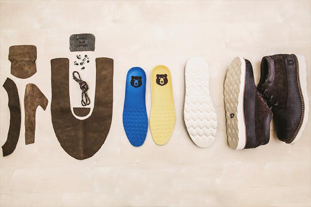Новая марка: Кроссовки и осенние ботинки Apparel Bear Company. Изображение № 2.