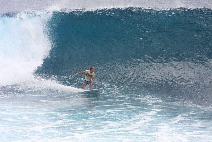 Бросить всё, чтобы поймать волну: Как русские открывают серф-школы на Бали. Изображение № 2.