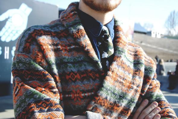 Итоги Pitti Uomo: 10 трендов будущей весны, репортажи и новые коллекции на выставке мужской одежды. Изображение № 48.