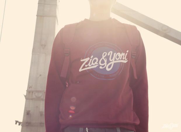 Российско-американская марка Ziq & Yoni выпустила лукбук весенней коллекции одежды. Изображение № 23.