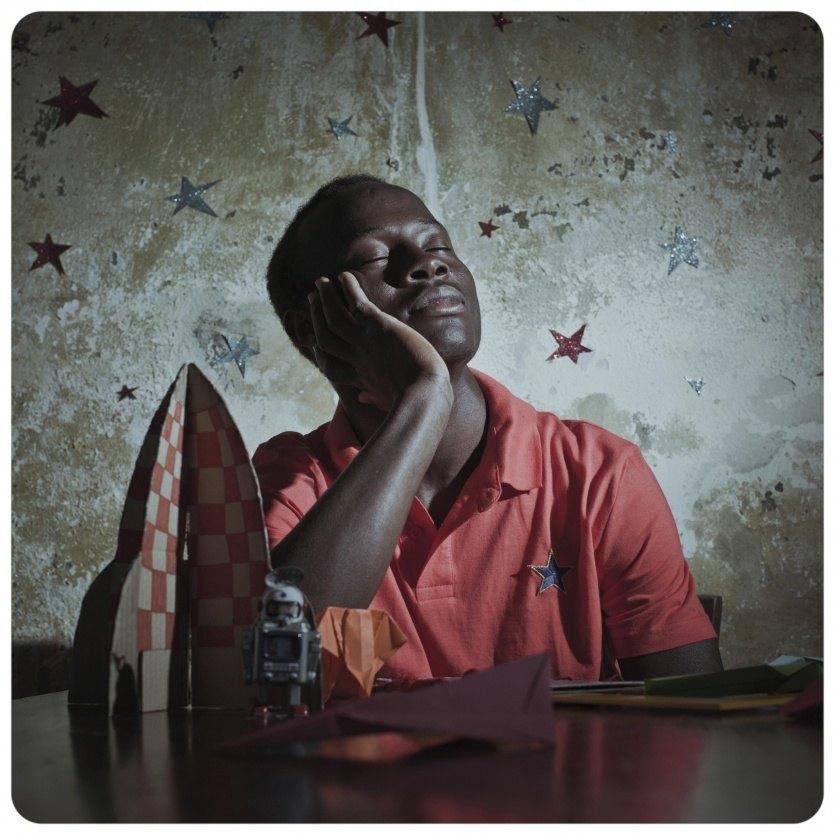 Миссия на Марс: Как школьный учитель из Замбии собрал первый африканский космический экипаж . Изображение № 19.