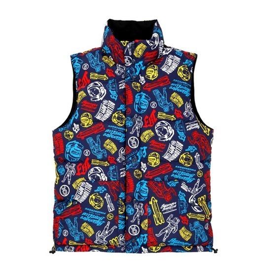 Billionaire Boys Club выпустили совместную коллекцию одежды с китайской маркой Fingercroxx. Изображение № 7.