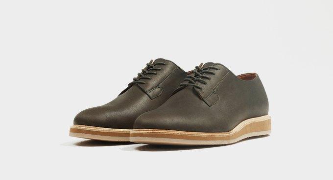 Новая марка: Мужские кожаные ботинки «Циркуль». Изображение № 7.