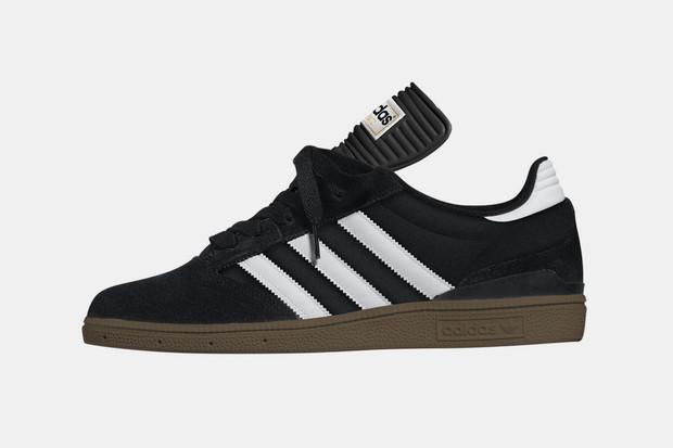 Марка Adidas Skateboarding выпустила весеннюю коллекцию кроссовок Busenitz. Изображение № 2.