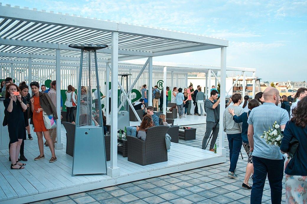 Rooftop Parties: Крыши Москвы как место для вечеринок. Изображение № 1.