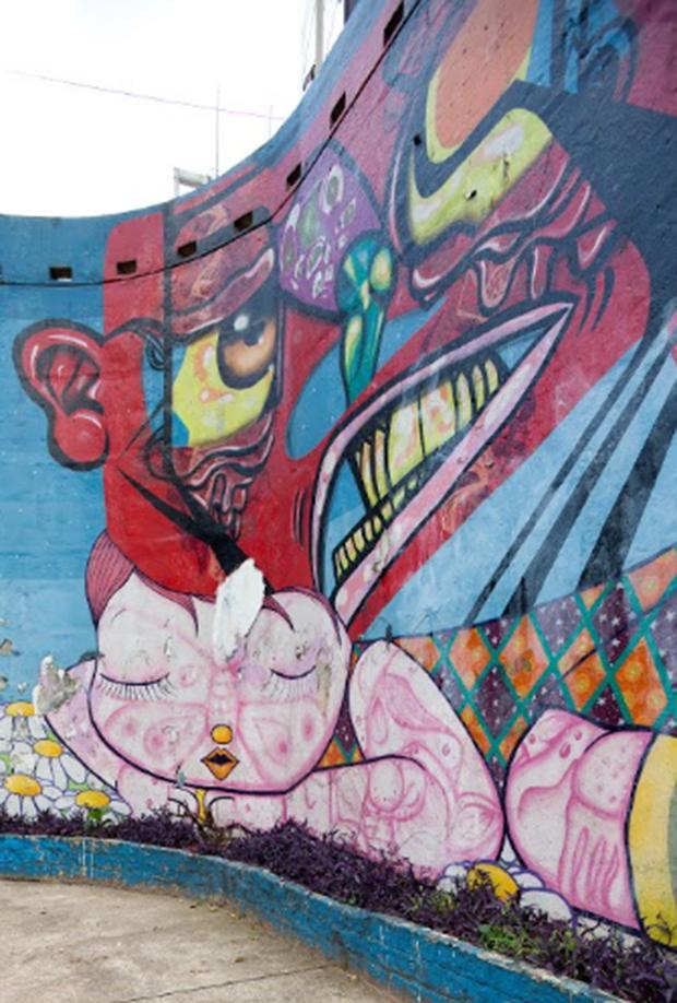 Google Street Art: Онлайн-музей граффити под открытым небом. Изображение № 33.
