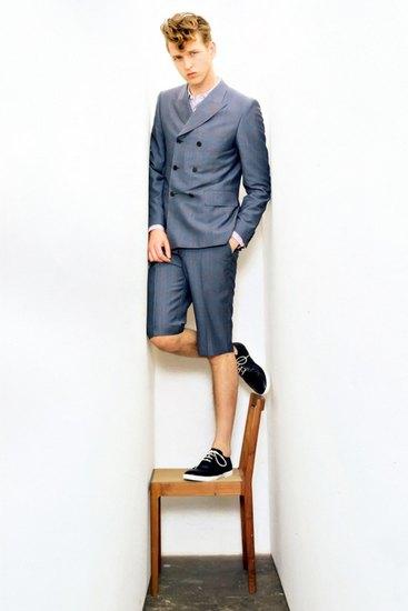 Марка Junya Watanabe Comme des Garcons Man опубликовала лукбук своей весенней коллекции. Изображение № 3.