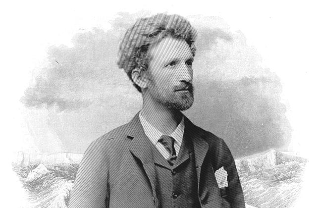 Портрет: Джозеф Конрад — польский моряк и великий английский писатель. Изображение № 1.
