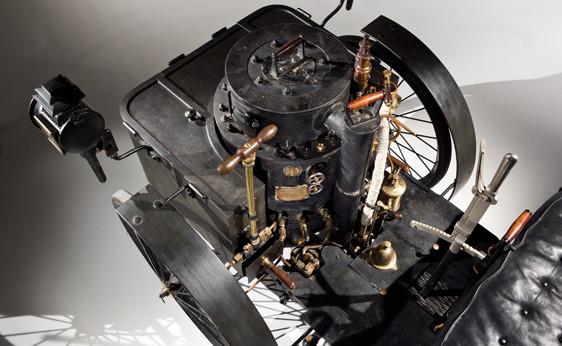 Самый старый автомобиль в мире выставлен на продажу. Изображение № 4.