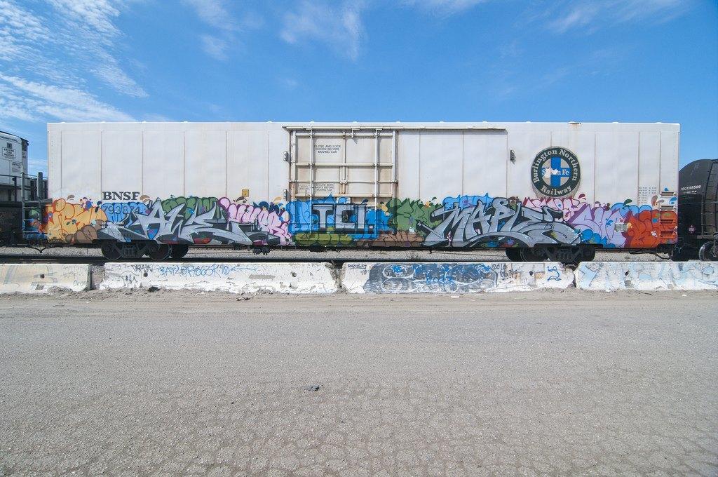 True 2 Death: Блог о разрисованных поездах из Южной Калифорнии. Изображение № 10.