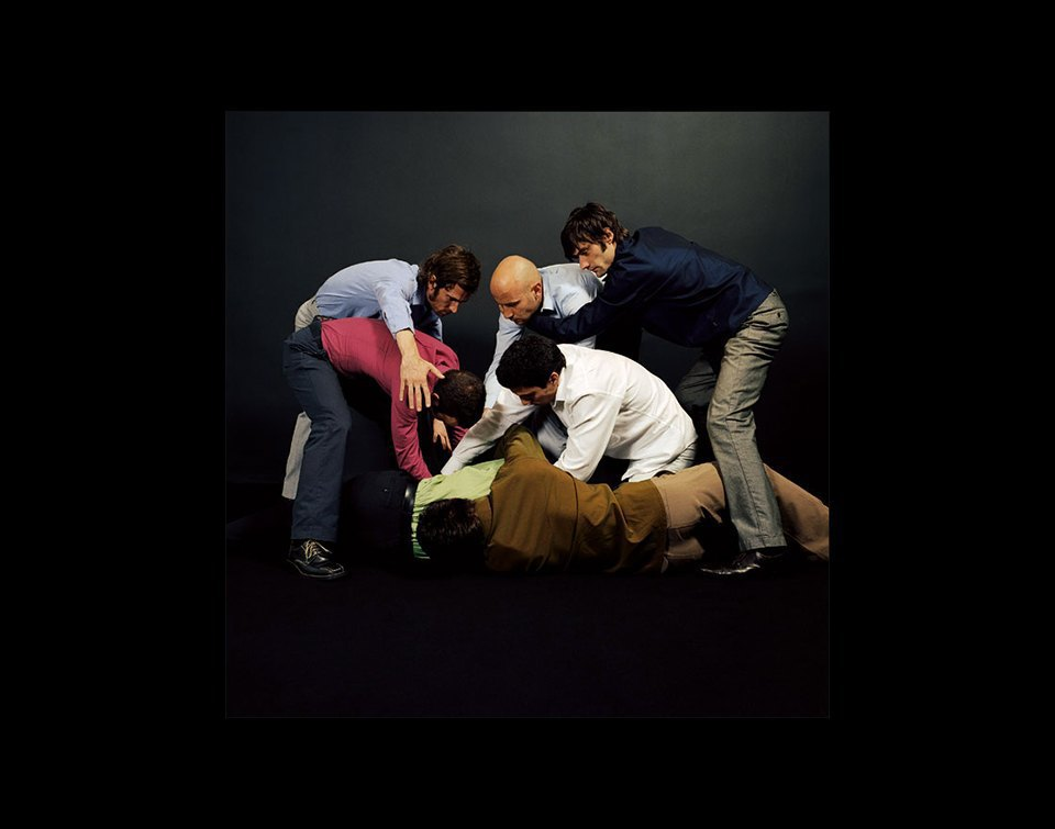 Фотопроект «Регби»: Абсурдность большого спорта глазами Эдуара Леве. Изображение № 2.