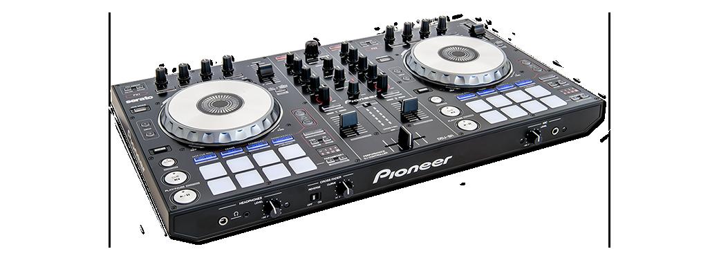 Мужская разборка: Из чего состоит DJ-контроллер. Изображение № 1.