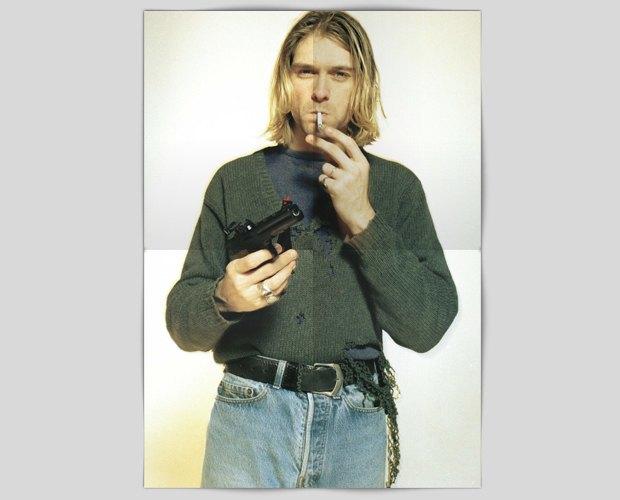 Трейлер дня: «Пропитанный отбеливателем». Документальная лента о последнем дне жизни Курта Кобейна. Изображение № 1.