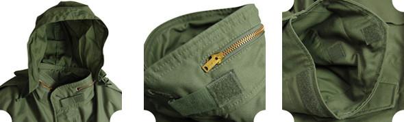 История и канонические модели военных курток Alpha Industries. Изображение № 14.