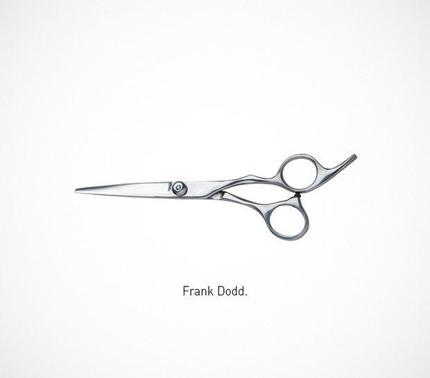 Итальянский дизайнер представил коллекцию ножей знаменитых персонажей. Изображение № 28.