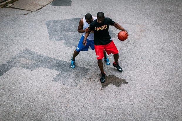 Участники Sneakerhead и Streetball Store Team запустили собственную марку одежды. Изображение № 16.