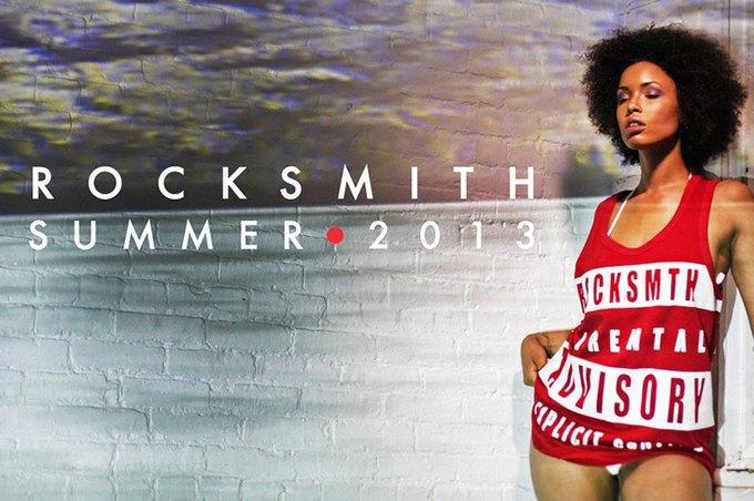 Марка Rocksmith опубликовала летний лукбук. Изображение № 1.