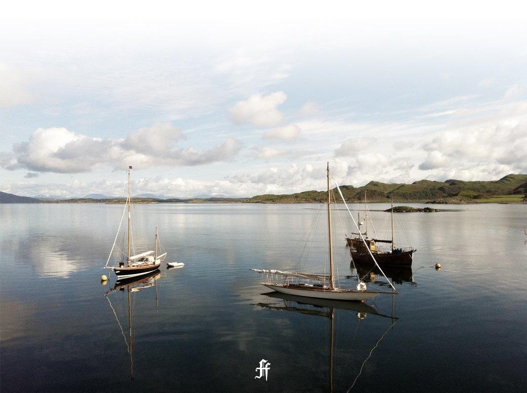 Морские практики: Как я отправился в бесконечное путешествие на яхте . Изображение № 12.