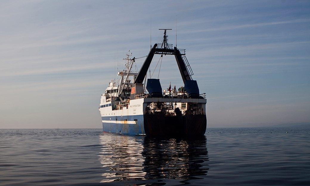 Как я бросил всё ради работы на морском судне. Изображение № 1.