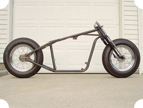 Сбросить вес: Гид по облегченным американским мотоциклам — бобберам. Изображение №15.
