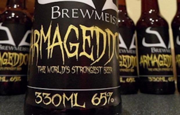 В Шотландии изготовили самое крепкое в мире 65-градусное пиво. Изображение № 3.