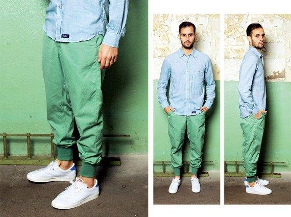 Марка Bleu de Paname опубликовала лукбук весенне-летней коллекции одежды. Изображение № 1.