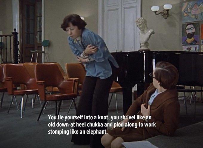 Крылатые фразы из отечественных фильмов в американском прокате. Изображение № 20.