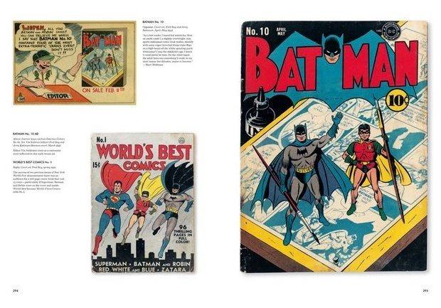 Вышла книга об истории комиксов The Golden Age of DC Comics. Изображение № 8.
