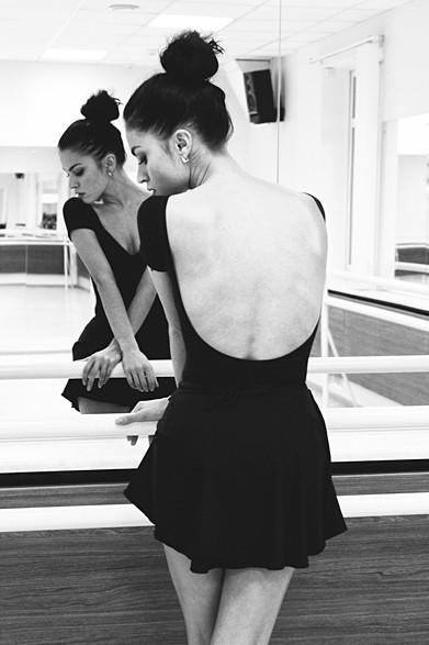 Классические формы: Балерина. Изображение № 1.