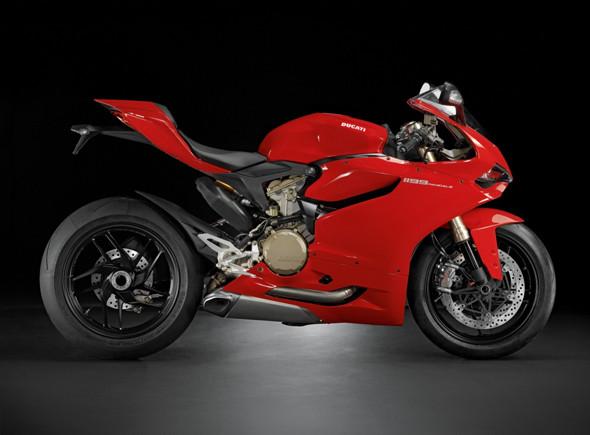 Новый супербайк Ducati Panigale и история его предшественников. Изображение № 24.