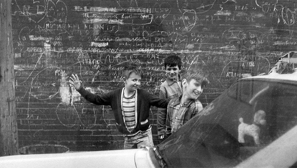 8 знаменитых фотографов, исследовавших мир граффити. Изображение № 11.