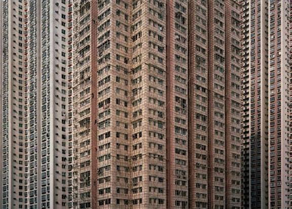 Впечатляющие виды Гонконга. Изображение № 3.
