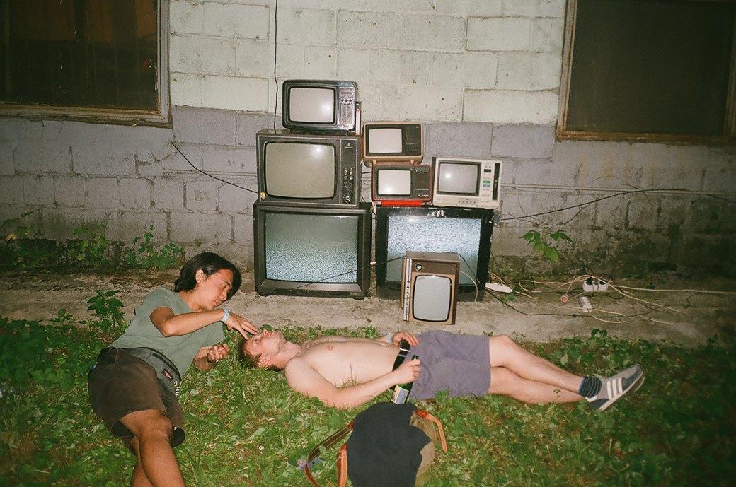 Фоторепортаж: Фестиваль Outline на Карачаровском механическом заводе. Изображение № 5.