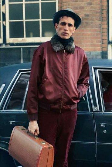 Марка Levi's Vintage Clothing опубликовала осенний лукбук. Изображение № 5.