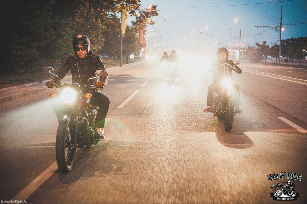 Easy Ride: Новый сезон проекта и видео с ночного заезда. Изображение № 11.