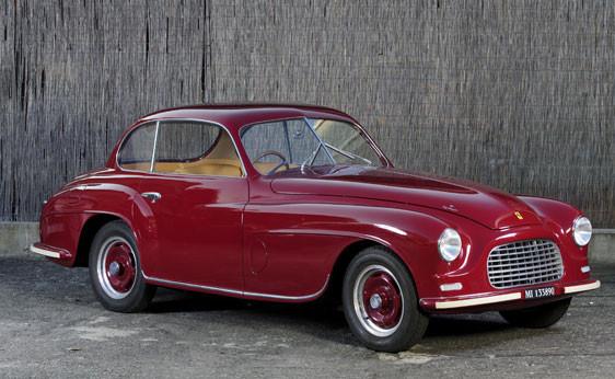 1949 Ferrari 166 Inter Coupé. Изображение № 12.