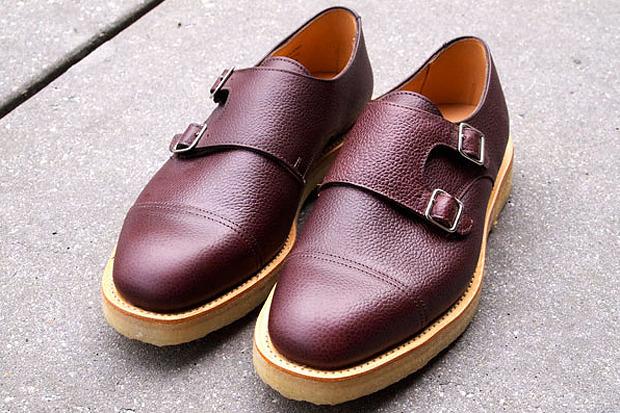 Дизайнер Марк МакНейри выпустил осеннюю коллекцию обуви. Изображение № 1.