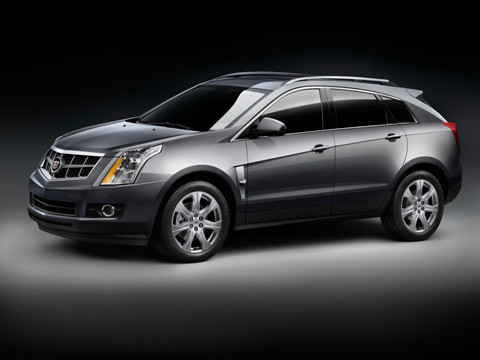 Cadillac SRX. Изображение № 9.