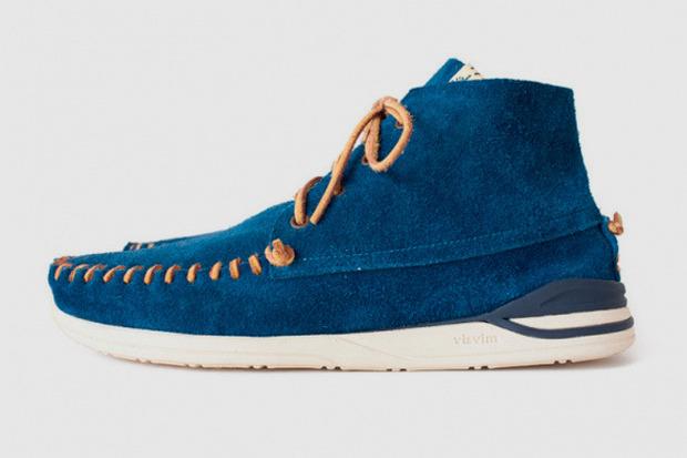 Японская марка Visvim выпустила осеннюю коллекцию обуви. Изображение № 1.