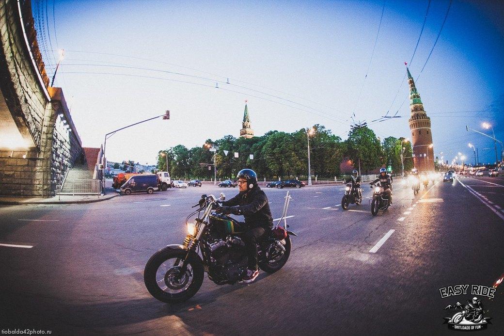 Easy Ride: Новый сезон проекта и видео с ночного заезда. Изображение № 5.
