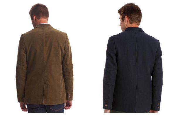 Изображение 7. Залатать дыры: мужские вещи с заплатками.. Изображение № 7.