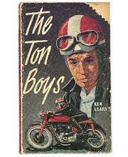 Обложка книги Кена Лири «The Ton Boys». Изображение №2.