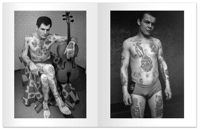 Черным по белому: 10 книг о татуировках. Изображение № 22.