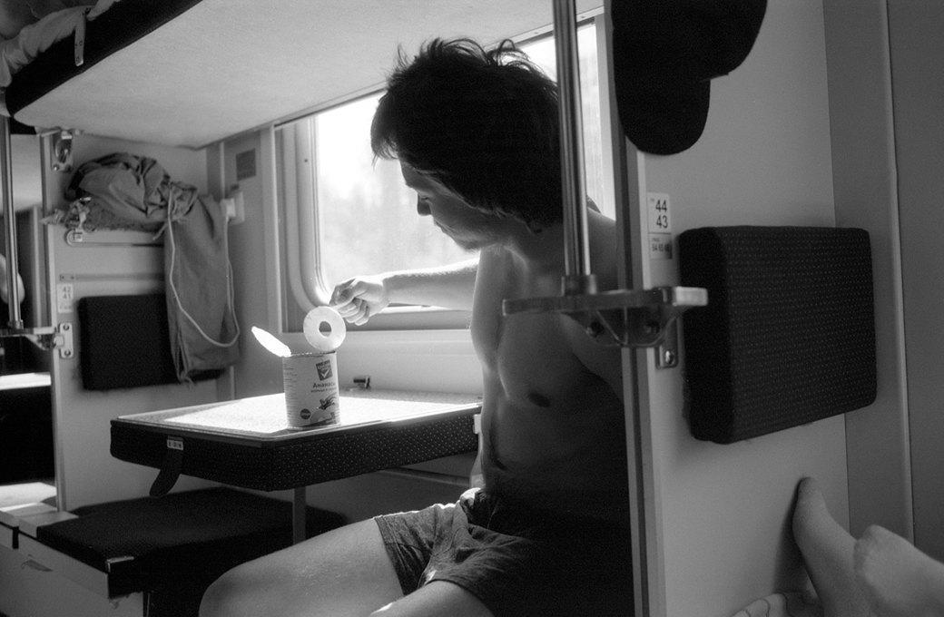 Фотоблог скейтера: Алексей Лапин о скейт-лагере в Сибири. Изображение № 1.