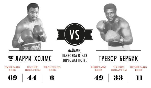 Бой: 5 боксерских схваток вне ринга. Изображение № 1.
