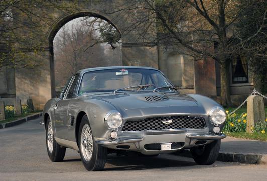 Самый дорогой в мире Aston Martin ушел с молотка за 4,9 миллиона долларов. Изображение № 4.