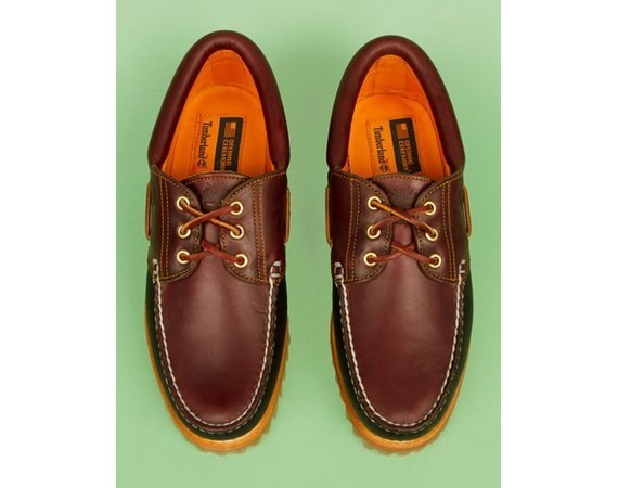 Марки Timberland и Opening Ceremony представили совместную коллекцию обуви. Изображение № 7.